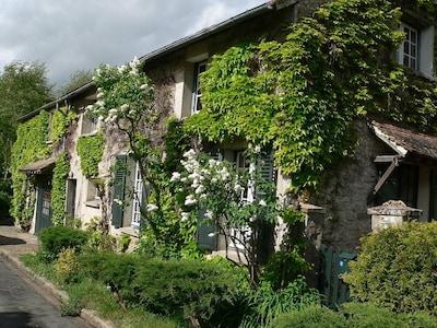 grande façade maison