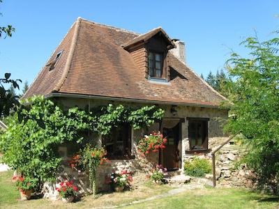 Lamongerie, Département Corrèze, Frankreich