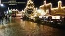 Locronan ,illuminations de Noël,vin chaud marché de Noël,extraordinaire