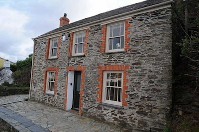 Fern cottage , the beautiful property as used in the famous Doc Martin tv series