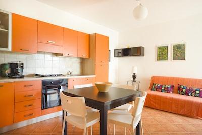 Nuovo e grazioso appartamento in tranquilla zona residenziale...