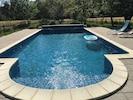 Pool 10m x 5m x 1.5m