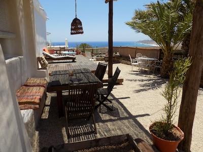 Los Escullos, Nijar, Andalusia, Spain