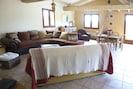 Salon / Salle à manger avec mezzanine