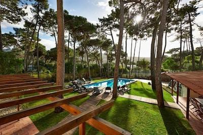 (PROMO- Redux 20%) - Relax pour les grandes familles à Colares / Sintra