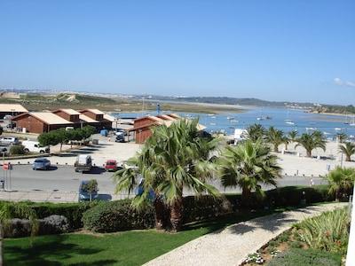 Promenade d'Alvor, Portimão, District de Faro, Portugal