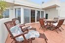 Confortable Main terrace