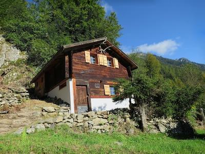Les Marécottes, Salvan, Valais, Suisse
