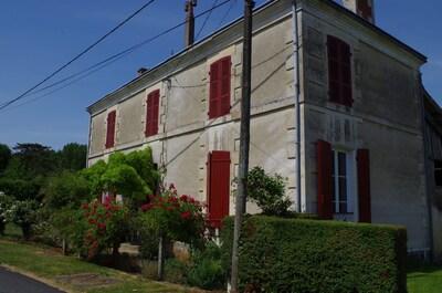 maison coté  rue