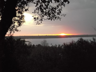 lever soleil au matin