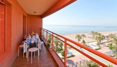 Apartamento de lujo en Málaga ciudad, wifi, garaje, climatizador y zona privilegiada
