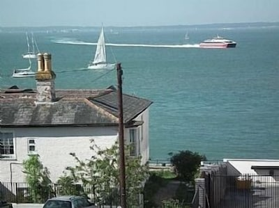Island Sailing Club, Cowes, Engeland, Verenigd Koninkrijk
