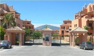 Entrance to Hacienda