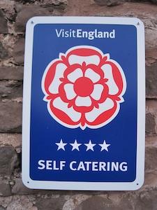 4 Star Visit England grading