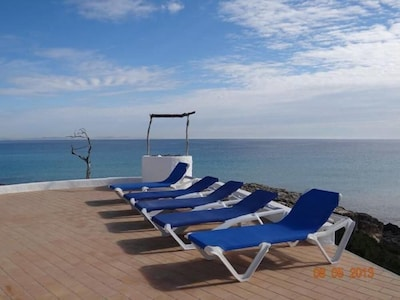 Playa Tramontana, Formentera, Balearic Islands, Spain