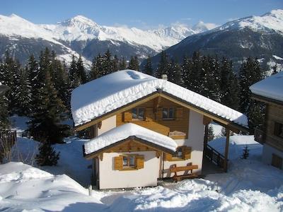 Les Collons, Valais, Suisse