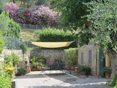 Ausgrabungsstätte Massaciuccoli Romana, Massarosa, Toskana, Italien
