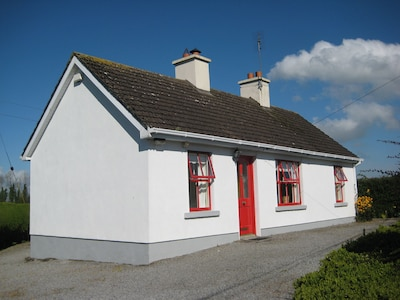 O'Brien's Irish Cottage  Kinnitty Co Offaly.
