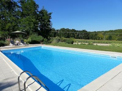 Villetoureix, Dordogne, Frankreich