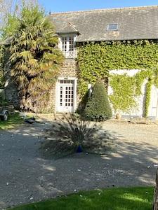 Freslonniere Golf Course, Le Rheu, Ille-et-Vilaine, Frankrijk