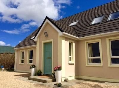 Ballyboe cottage is situated on the stunning Wild Atlantic Way