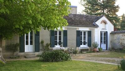 The house completely renovated 2015. La Maison totalement renové 2015