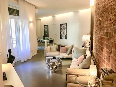 GERICHT FLORIO SCALA Luxus-Wohnung
