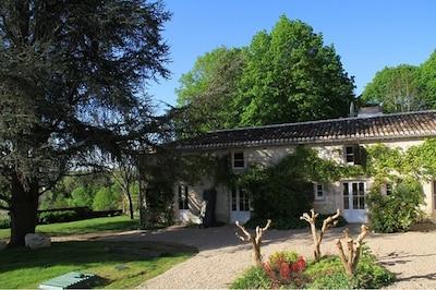 Port-Sainte-Foy-et-Ponchapt, Dordogne, Frankreich