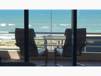 Balcon face à l'Atlantique