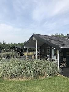 Voergard Slot, Dronninglund, Nordjylland, Denmark