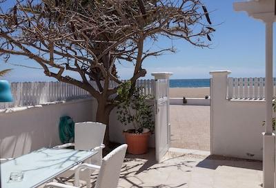 Playa de Matagorda, San Bartolome, Canary Islands, Spain