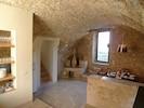 The kitchen at Il Convento di Geppa
