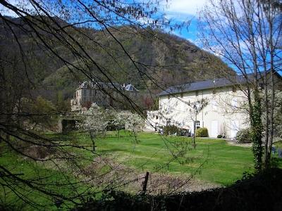 Château-Verdun, Ariège, Frankrijk