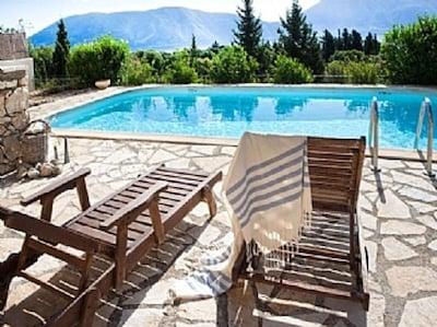 Evreti, Kefalonia, Region der Ionischen Inseln, Griechenland