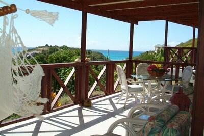 Private Balcony.