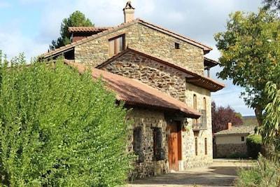 Santa María de Ordás, Castille-et-León, Espagne