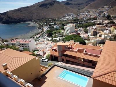 La Villa viewpoint (La Gomera)