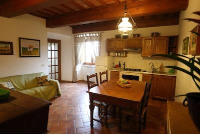 Serravalle Pistoiese, Toscane, Italie