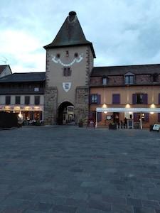 Turckheim, un soir de mai ...
