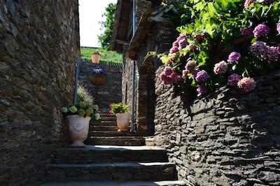 Saint-Martin-de-Lansuscle, Lozère, Frankreich