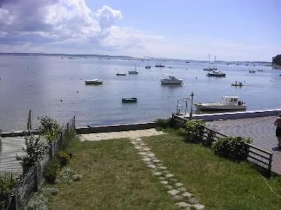Petit Piquey: Maison en bordure immédiate du Bassin d'Arcachon - Océan à 5 min