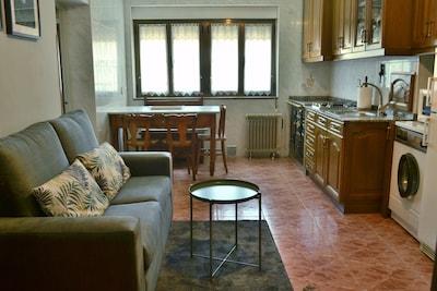 Apartamento en el centro de Laviana