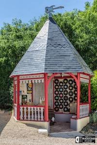 kiosque de la guinguette
