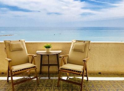 ¡Increíble vista! Mejor ubicacion Gran balcon Marbella ciudad!