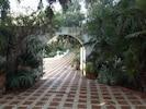 vialetto d'ingresso - inizio