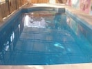 pool 9x4m with 2 hidromasagers