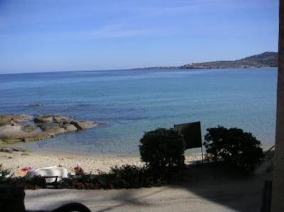 Algajola, Haute-Corse, France