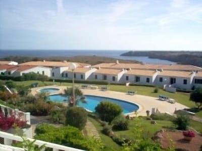 Views from de terrace