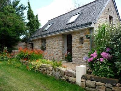 Kerouguel, Trédrez-Locquémeau, Côtes-d'Armor, Frankreich