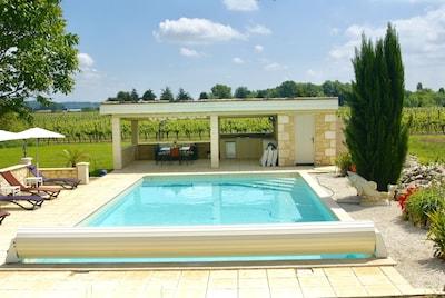 Velines, Dordogne, Frankreich